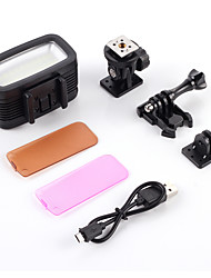 40m Waterproof Diving LED Night Light Video Lamp for GoPro Hero 3 4 DSLR Camera
