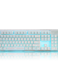 Gaming keyboard Monochromatic backlit Ajiazz AK6