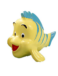 Display Model Model & Building Toy Toys Novelty Fish Rubber Red / Blue / Yellow For Boys / For Girls