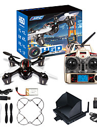 Drone JJRC H6D 4CH 2 Axis 2.4G With 2.0MP HD Camera RC QuadcopterFPV / LED Lighting / One Key To Auto-Return / Failsafe / Headless Mode /