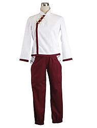 Inspiré par Naruto Cosplay Anime Costumes de cosplay Costumes Cosplay Couleur Pleine Manteau / Pantalons / Shorts / Gants