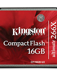 Kingston CF Cards Original Real Capacity 16GB Compact Flash Card 266X High Speed Camera Memory Cards