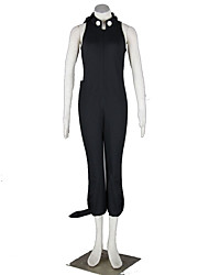 SoulEater Anime Cosplay Costumes  Leotard Female
