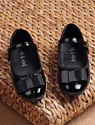 Girls' Flats Comfort PU Casual Comfort Black Ruby Flat