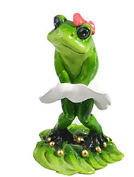 Display Model Novelty Frog Silicone