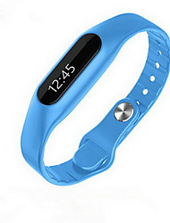Smart BraceletWater Resistant/Waterproof / Long Standby / Pedometers / Exercise Log / Health Care / Sports / Touch Screen / Multifunction