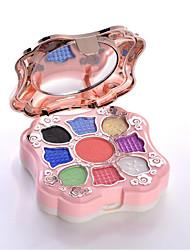 Rangement pour Maquillage Plastique Cœur Others