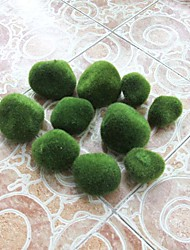 A Pack of Artificial Moss Stone for Floral Design