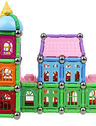 Educational Toy For Gift  Building Blocks Model & Building Toy Architecture Plastic 2 to 4 Years / 5 to 7 Years Rainbow Toys