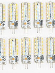 10 Pcs Verkabelt Others G4 96led Sme3014 7W AC220-240 v 1200 lm Warm White Cold White Double Pin Waterproof Lamp Other