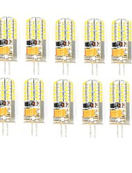 10 Pcs A Fil Others G4 48 led Smd 2835 3W AC DC12v 850 lm Warm White Cold White Double Pin Waterproof Lamp Other