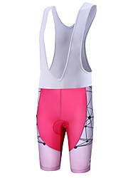Sports QKI Japan Cycling Bib Shorts Men's Breathable / Quick Dry / Anatomic Design / Wearable / 3D Pad / Sweat-wicking Bike Bib ShortsPolyester