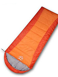 Спальный мешок Прямоугольный Односпальный комплект (Ш 150 x Д 200 см) 10 Пористый хлопокX75 Походы Путешествия В помещении Хорошая