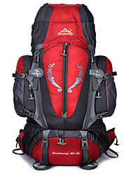 60 L Hiking & Backpacking Pack Cycling Backpack Backpack Camping & Hiking Climbing Leisure Sports Cycling/BikeWaterproof Shockproof