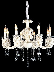 Art Chandelier   Modern/Contemporary Painting Feature for Crystal / Designers Metal Living Room / Dining Room / Study Room/Office