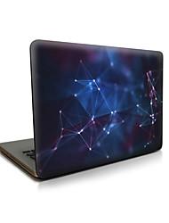 For MacBook Air 11 13/Pro13 15/Pro with Retina13 15/MacBook12 Geometric Figure Apple Laptop Case