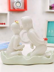 Животные Керамика Модерн В помещении Декоративные аксессуары