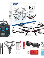 Drone RC H31 4 Canaux - Quadrirotor RC Eclairage LED / FailsafeQuadrirotor RC / Télécommande / 1 Batterie Pour Drone / Hélices / Câble