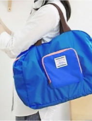 2 L Bolsa de Ombro Viajar Ao ar Livre Multifuncional Verde Rosa Azul Others