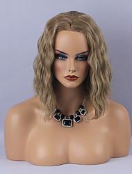 coiffure bob populaire onduleux naturel dentelle de cheveux humains perruque avant