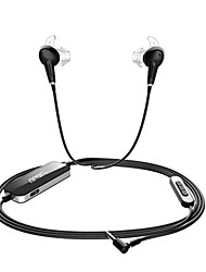 Noise-Canal Earbuds (In Ear Canal) for Media Player/Tablet / Mobile Phone / Computer With Microphone / Volume Control /