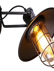 AC 85-265 60 e27 característica moderna / contemporánea tradicional / clásico país galvanizado para led, pared de luz ambiental apliques