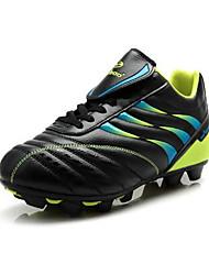 Sneakers Soccer Shoes Kid's Unisex Anti-Slip Wearproof Ultra Light (UL) Outdoor PVC Leather Rubber Running/Jogging Soccer/Football