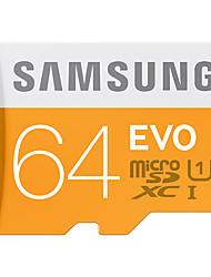 Samsung 64GB MicroSD Classe 10