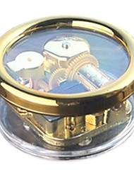 Crystal Clear Handmade Music Box/The Music Box