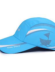Chapeau Casquettes/Bonnet Femme Homme Unisexe Etanche Respirable Séchage rapide Résistant aux ultraviolets Ecran Solaire Extra Fin pour