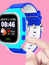 Kids' Sport Watch Smart Watch Fashion Watch Wrist watchTouch Screen Thermometer Chronograph Alarm Luminous GPS Watch Speedometer