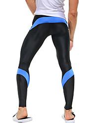 Corrida Meia-calça Homens Respirável / Macio / Confortável TeryleneExercício e Atividade Física / Corridas / Esportes Relaxantes /