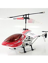 3 Channels RC Helicopter Remote Control Alloy Radio Control Airplanes Indoor Toys(YX02730)