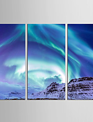 Canvas Set Abstract Abstract Landscape Modern Classic,Three Panels Canvas Vertical Print Wall Decor For Home Decoration