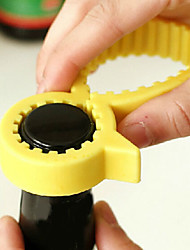 Silicone Non-slip Adjustable Bottle Can Opener