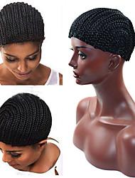 Perückenhauben Wig Accessories Plastic Perücken Haar-Werkzeuge