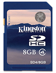 Kingston 8GB SD Karten Speicherkarte Class4