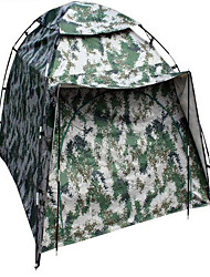 Soaring Waterproof / Ultraviolet Resistant / Quick Dry / Rain-Proof / Well-ventilated One Room Shelter & Tarp / Tent