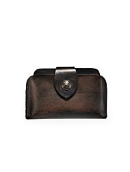 Unisex Cowhide Office & Career / Professioanl Use Card & ID Holder