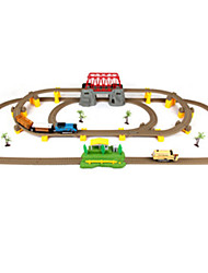 Track Rail Car Toys Novelty Plastic Children's Day
