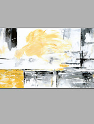 Hand-Painted Abstract 100% Hang-Painted Oil Painting,Modern One Panel Canvas Oil Painting For Home Decoration