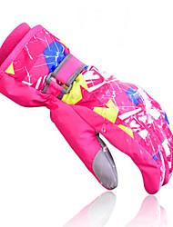 Ski Gloves Full-finger Gloves Winter Gloves Unisex Activity/ Sports Gloves Keep Warm Snowproof Wearable Ski & Snowboard Leisure Sports