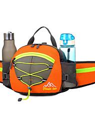 15 L Pochete Bolsa de Ombro mochila Ciclismo/Moto Acampar e Caminhar Viajar Corrida Cooper Prova-de-Água Reflector Á Prova-de-Chuva Zíper