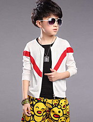 Bask Paragraphs Spring/Summer Boy Hollow Out Thin Ice Silk Cardigan