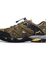 Tênis Sapatos Casuais Sapatos de Montanhismo UnisexoAnti-Escorregar Anti-Shake Almofadado Ventilação Impacto Anti-desgaste Secagem Rápida