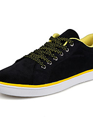 Men's Sneakers Spring Summer Fall Winter Other Rubber Outdoor Casual Flat Heel Others Light Green Black/Yellow Black/Red