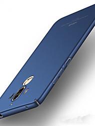 Pour Ultrafine Coque Coque Arrière Coque Couleur Pleine Dur Polycarbonate pour Huawei Huawei Mate 9