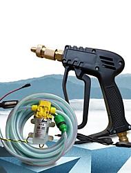 lavagem do carro / home pulverizador 10m bomba de água 12v tubulação Xiangshun alta presure equipamentos cleanning portátil