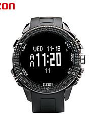 célèbre marque de montres H501 Ezon extérieure randonnée altimètre boussole baromètre grand cadran montres de sport pour les hommes