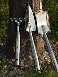 Spades & Shovels Stainless Steel 3
